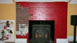 Термостойкие краски для печей и каминов