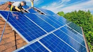 Энергия солнца для коттеджа. Установка и обслуживание солнечных батарей