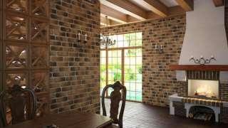 Клинкерная плитка для отделки внутренних стен. Преимущества клинкера