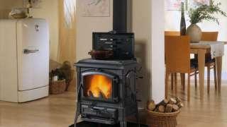 Металлическая дровяная печь для дачи. Чугунная, стальная, комбинированная