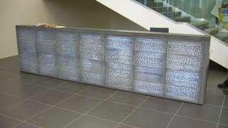 Прозрачный бетон. Состав, свойства, применение, изготовление своими руками