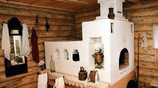 Русская печь с лежанкой. Неоклассика и традиции