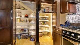 Кладовка в современной квартире – возможны варианты