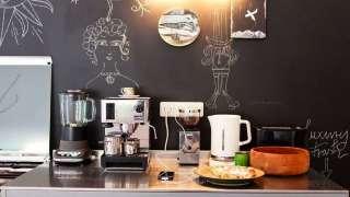Грифельная краска - эффекты школьной доски в кухне, детской и не только