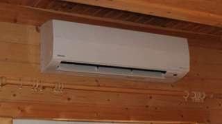 Тепловая завеса для коттеджа. Виды, работа, применение