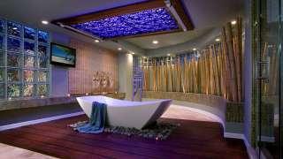 Бамбук в интерьере современной квартиры - практичная экзотика