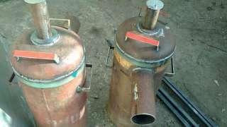 Пиролизная печь из газового баллона. Особенности изготовления
