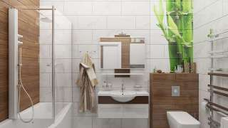 Дизайн ванной комнаты 2018. Фото, новинки и идеи современного дизайна ванной комнаты в 2018 году