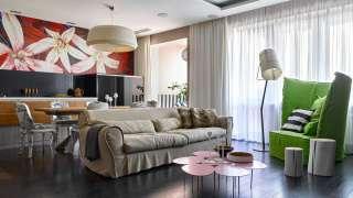 Дизайн квартиры 2018. Фото, новинки и идеи современного дизайна квартиры в 2018 году