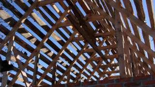 Стропильная система - основа крыши
