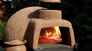 Помпейская печь. Конструкция, принцип работы, плюсы и минусы