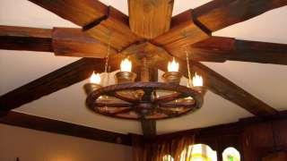 Деревянные светильники в интерьере - стильные и универсальные
