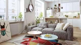 Скандинавский стиль в интерьере - идея красоты в простоте