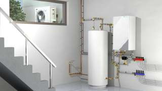 Альтернативное отопление частного дома. Солнечный коллектор, геотермальное тепло или котельная