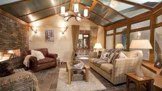 Дизайн в стиле кантри для загородного дома - романтика деревенского стиля и комфорт