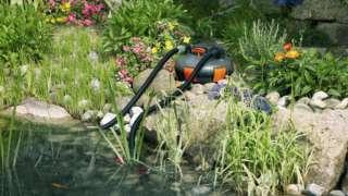 Водоемы и пруды на загородном участке. Методы очистки пруда, виды фильтров