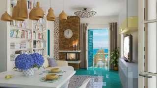 Средиземноморский интерьерный стиль - атмосфера теплого ветра, моря и солнца в домашнем уюте