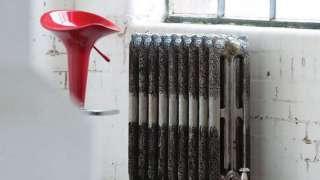 Отопительный радиатор в дизайне интерьера - стиль, бюджет и фантазия
