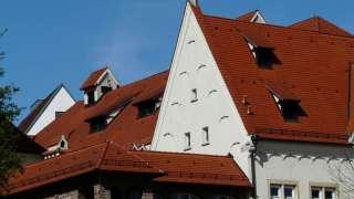 Угол наклона крыши