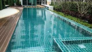 Плитка для отделки бассейна