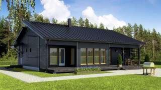 Строительство финского дома