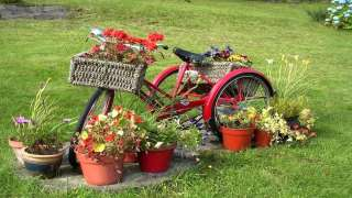 Поделки для сада и огорода