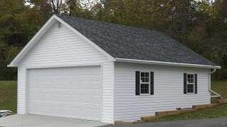 Виды гаражей и материалы для строительства гаража