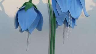 Цветы из изолона