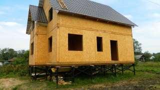 Фундамент для дома СИП