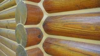 Герметизация деревянных швов