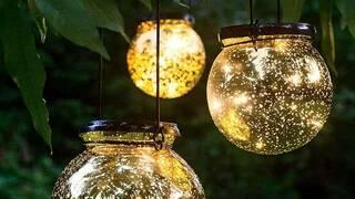 Дачный светильник