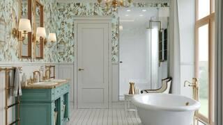 Дизайн ванной 2021
