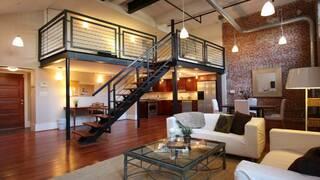 Антресольный этаж