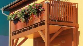 Необычные балконы